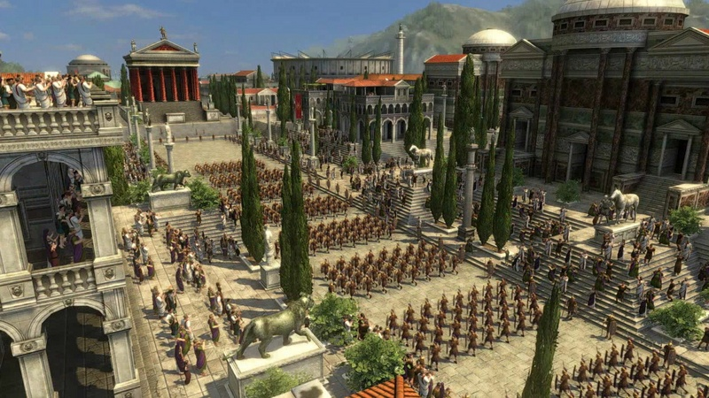 Kody do gry Grand Ages: Rome (PC)