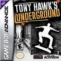 Tony Hawk's Underground (GameBoy Advance) kody