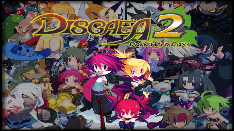 Kody do Disgaea 2: Dark Hero Days (PSP)