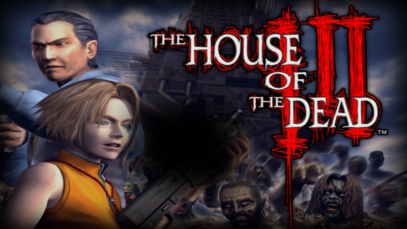 The House of the Dead III (PC; 2005) - Intro