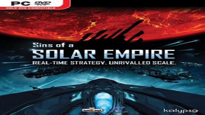 Sins of a Solar Empire - gameplay (Bitwa)