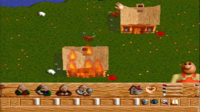 Baldies – pełna wersja (DOS)