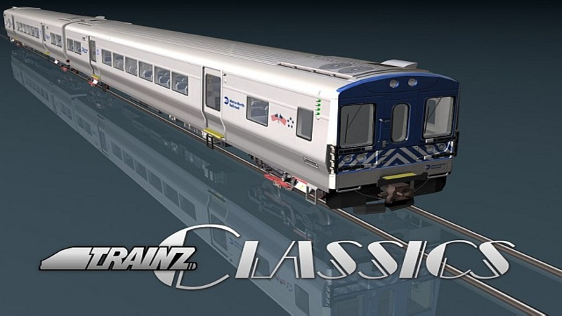 Trainz Classics (PC) - Prezentacja gry (CD Projekt)
