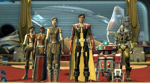 Star Wars: TOR - kolejna aktualizacja już dostępna!