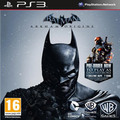 Batman: Arkham Origins (PS3) kody