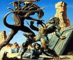 Aliens vs Predator - gameplay (Marine)