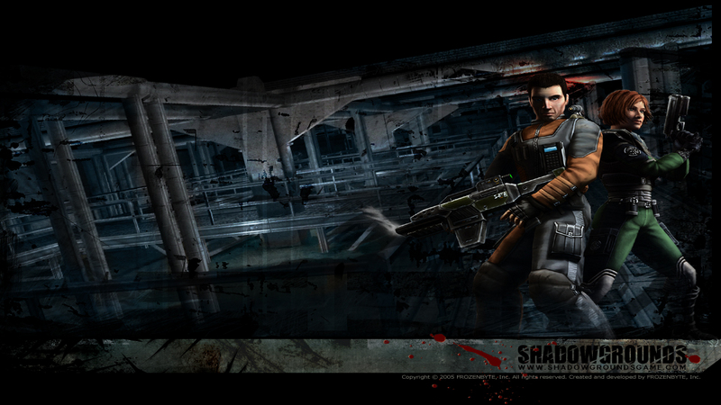 Kody do Shadowgrounds (PC)