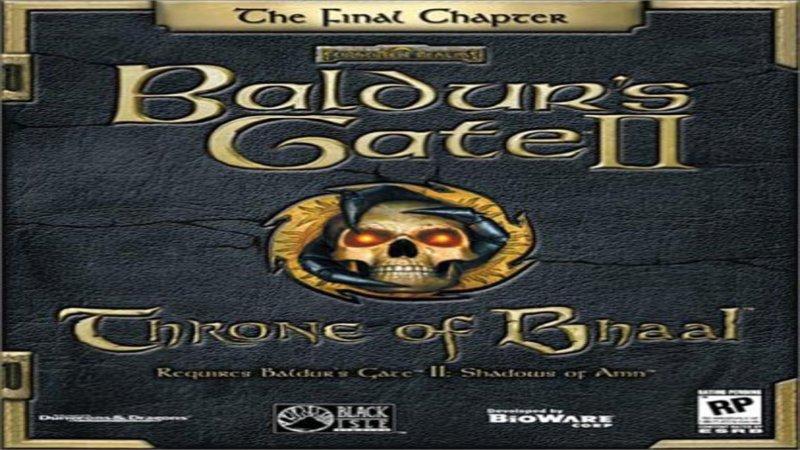 Baldur's Gate II  - Muzyka z gry