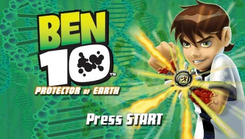 Kody do Ben 10: Protector of Earth (NDS)