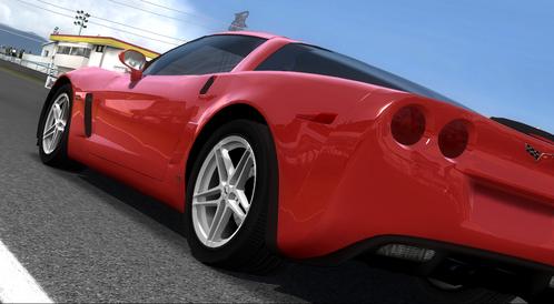 Pierwsze arty z Forza Motorsport 3