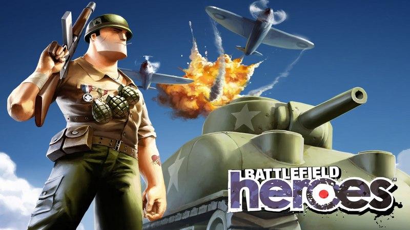 Battlefield Heroes dopiero w przyszłym roku