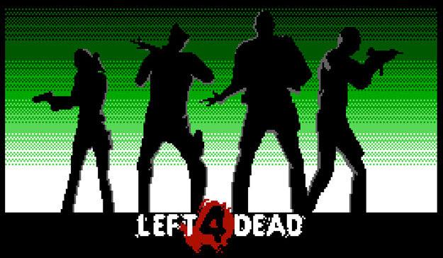 Pixel Force: Left 4 Dead - pełna wersja