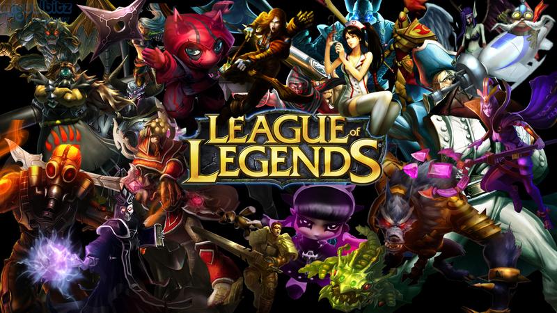 League of Legend`s rewolucyjny wybór drużyny ?