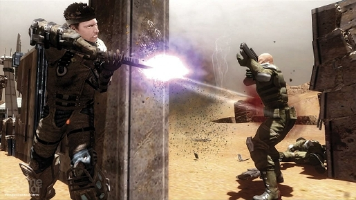 Red Faction: Guerrilla - system zniszczeń