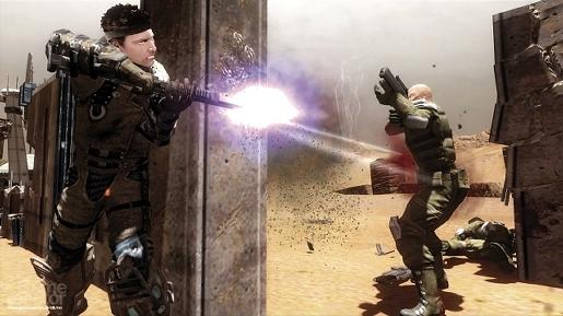 Red Faction: Guerrilla - system zniszczeń