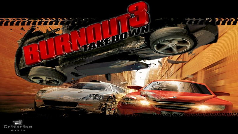 Kody do Burnout 3: Takedown (Xbox)
