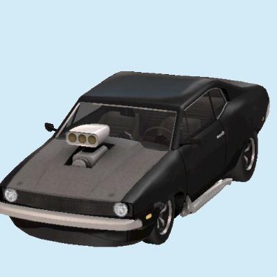 The Sims 3 (PC) - Samochód Vorn Ogier