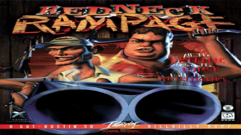 Redneck Rampage - I etap