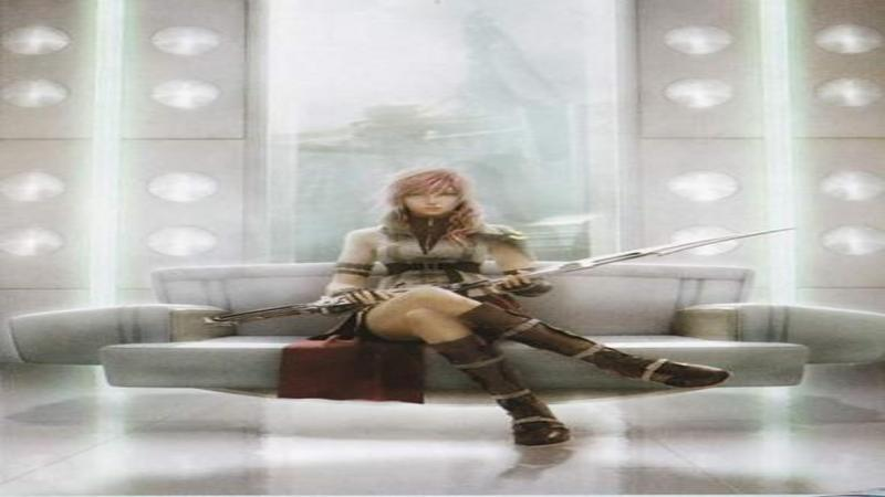 Final Fantasy XIII - E3 Trailer