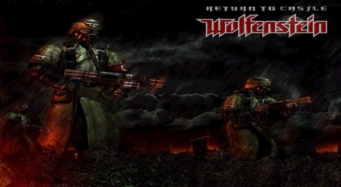 Kody do Return to Castle Wolfenstein (PC)