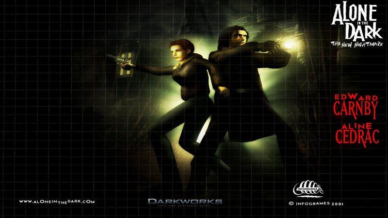Kody do Alone in the Dark: Koszmar powraca (PC)