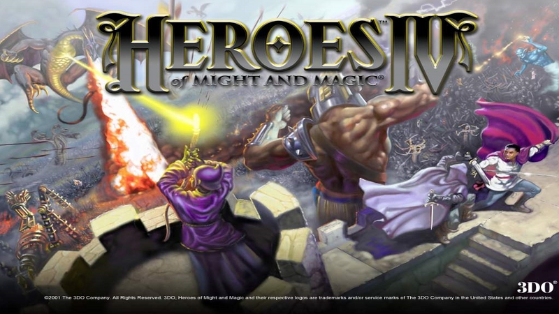 Kody do Heroes of Might and Magic IV (PC)