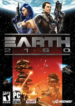 Kody Earth 2160 (PC)