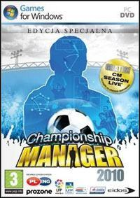 Championship Manager 2010 - gameplay (Demo Match Engine)