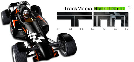 Trackmania Nations Forever - gameplay