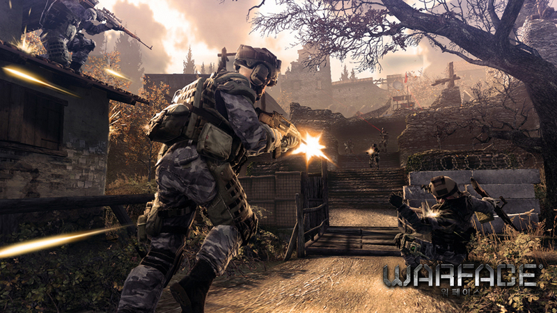 Warface - pierwszy gameplay