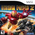 Iron Man 2 (Wii) kody
