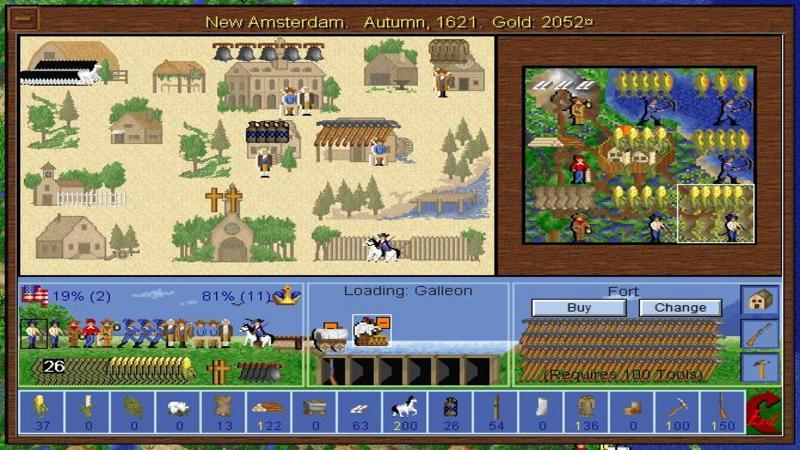 Colonization  – pełna wersja (DOS)