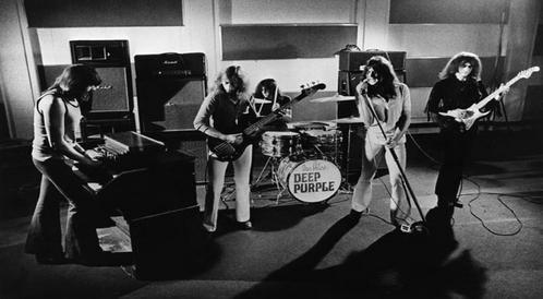 Deep Purple oraz Jethro Tull w Rock Band