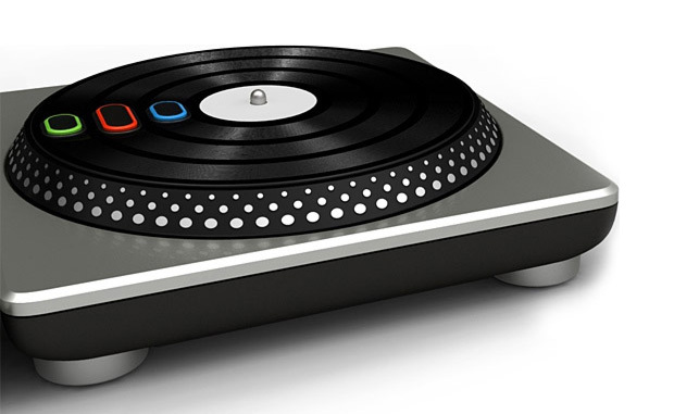 DJ Hero - gameplay (Ain't No Love in the Heart...)