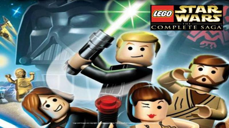 Kody do LEGO Star Wars: The Complete Saga (NDS)