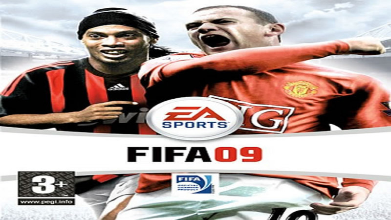 FIFA 09 - muzyka z gry (My Federation - What Gods Are These)