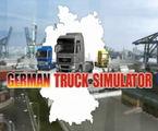 German Truck Simulator - Oficjalny Gameplay (Garaż)