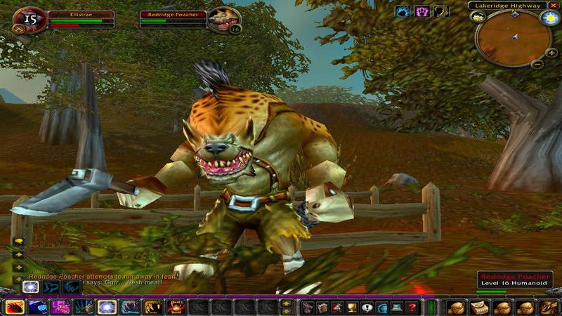 World of Warcraft - intro