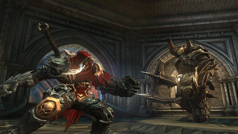Darksiders - gameplay & intro