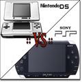 Nintendo DS Vs Sony PSP (Pokaz gier)