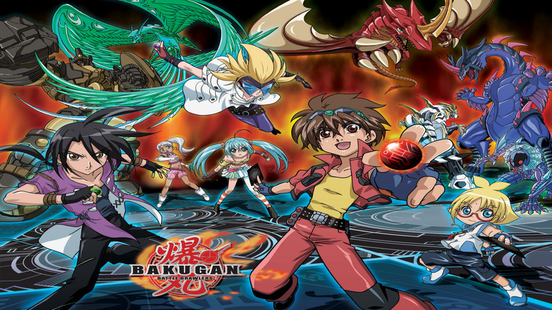 Kody do Bakugan: Battle Brawlers (PS2)