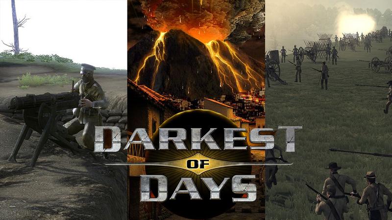 Ostateczne wymagania sprzętowe Darkest of Days