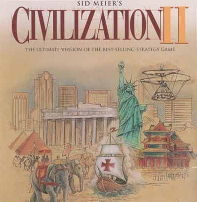 Civilization 2 - muzyka z gry (Augustus Rises)