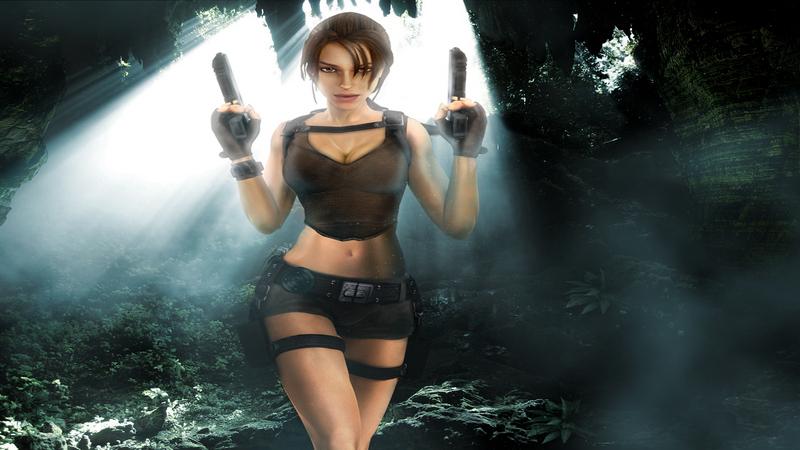 Tomb Raider Underworld - gameplay