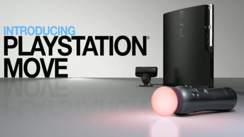 PlayStationMove - trailer