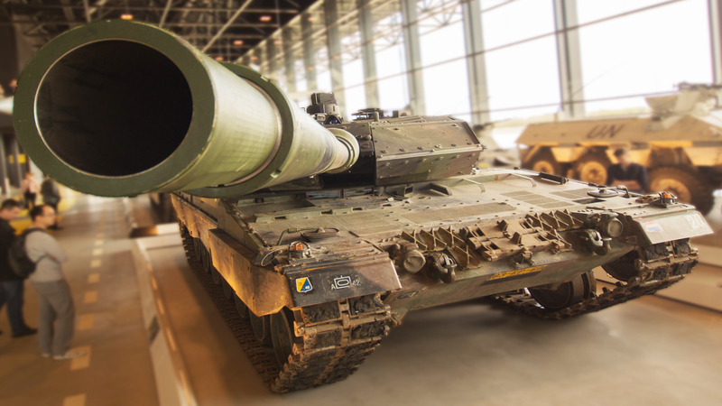 Graj w World of Tanks i zdobywaj nagrody