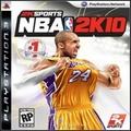 NBA 2K10 (PS3) kody