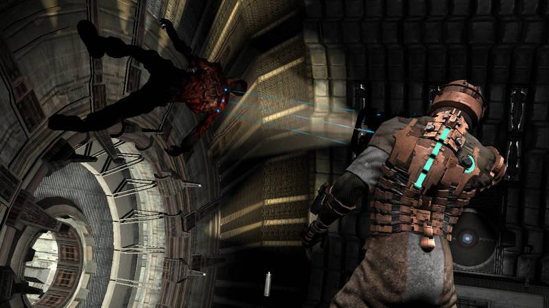 Dead Space - animowany film promocyjny