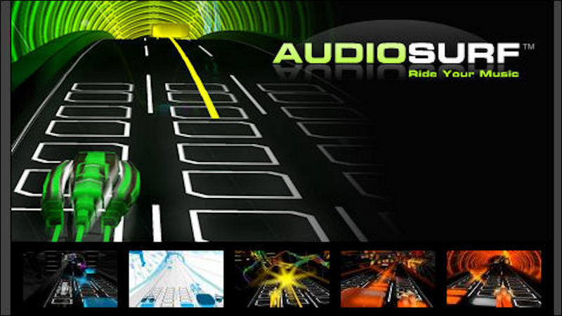 Kody do Audiosurf (PC)