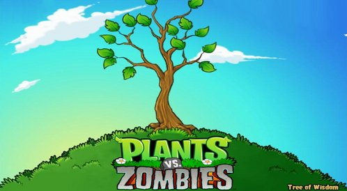 Plants vs. Zombies (PC) - Porady drzewa rozumu